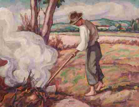 Camil Ressu - Curățenia de primăvară