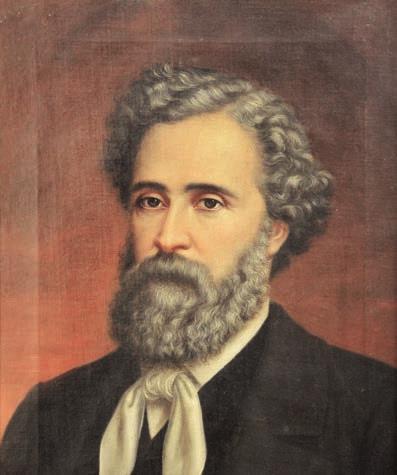 Mişu Popp - Portretul lui Ion Bratianu