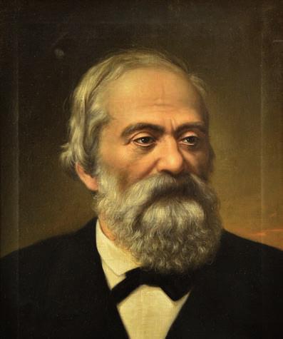 Mișu Popp - Portretul lui C.A. Rosetti