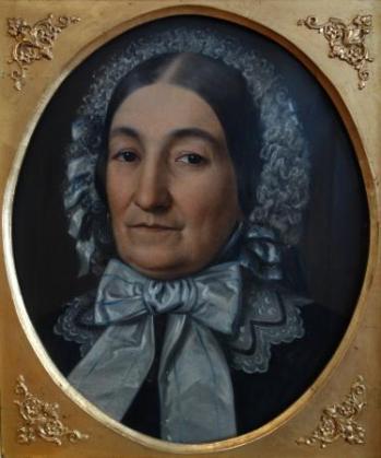 Mișu Popp - Portretul mamei sale