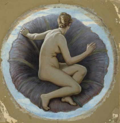 Elihu Vedder -The Morning Glory 1899