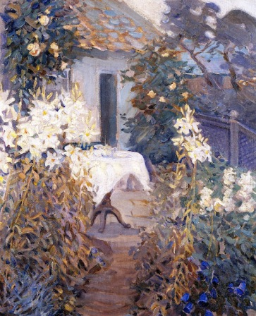 Helen Galloway McNicoll - Tea Time