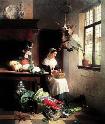 David De Noter - In the kitchen