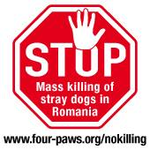 Stop killing of stray dogs in Romania!
