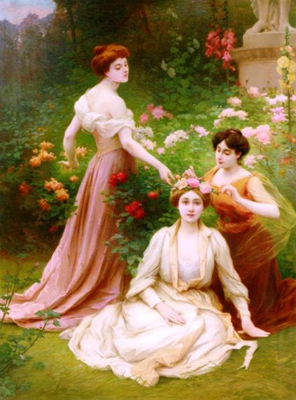 Jules Scalbert - The Crown of Roses