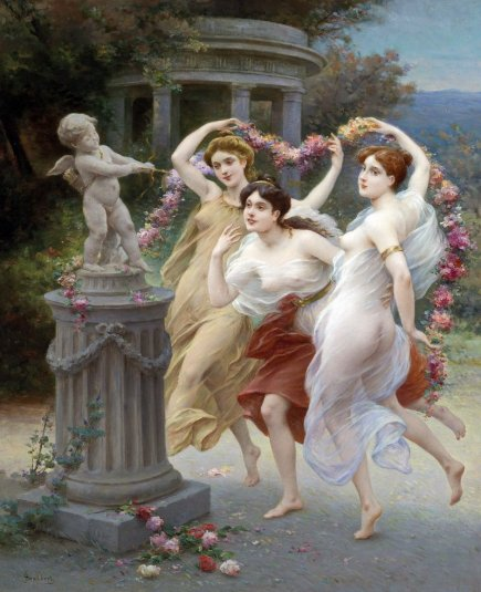 Jules Scalbert - The Spring Dance