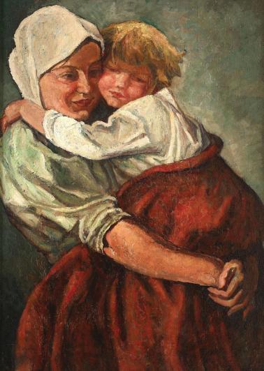 Camil Ressu - Maternitate