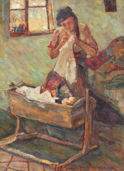 Rudolf Schweitzer-Cumpăna - Cântec de leagăn
