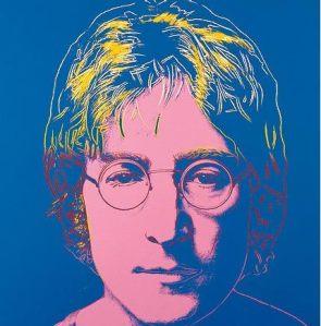 Andy Warhol - John Lennon