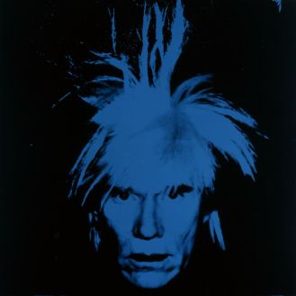 Andy Warhol - Self Portrait, 1986