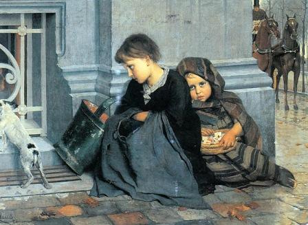 Emile Claus - Poverty