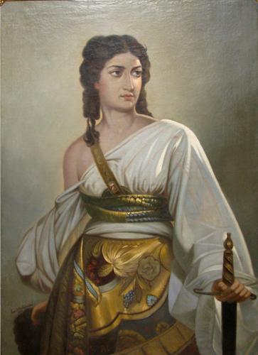 Emanoil Panaiteanu Bardasare - Juditha