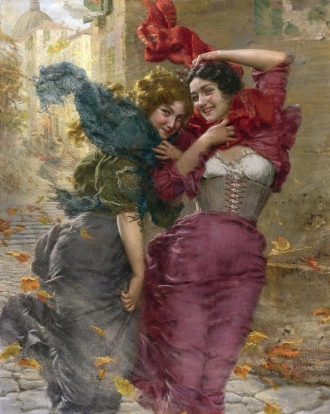 Gaetano Bellei - Windy Day