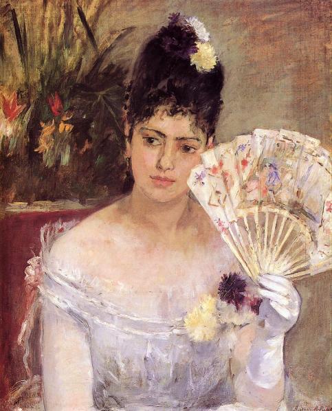 Berthe Morisot - At the Ball