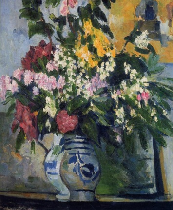 Paul Cézanne - Two Vases of Flowers