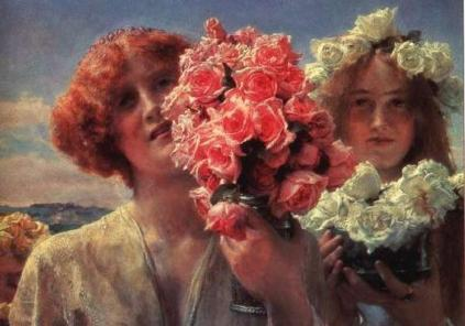 Sir Lawrence Alma-Tadema - Summer Offering